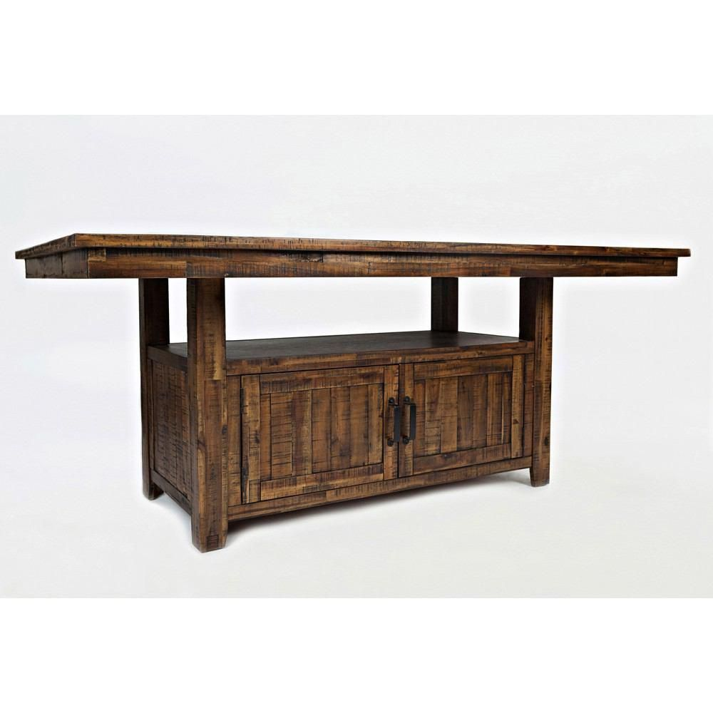 Jofran Cannon Valley High Low Dining Table Dining Table Dining
