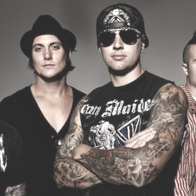 I Have A Love For Tattoos And The Lead Singer For Avenged