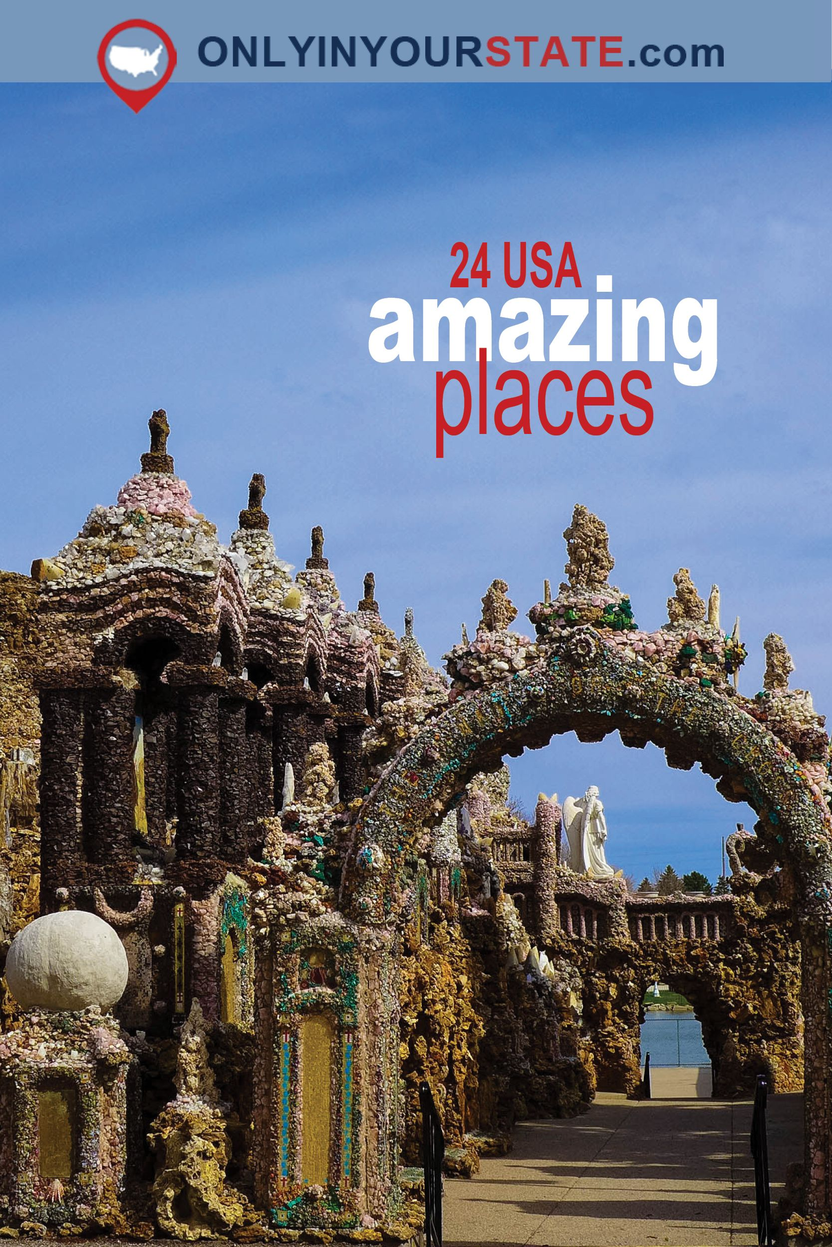 The Places You Should Go In The US In Travel Usa - 24 unbelievable places you must see before you die