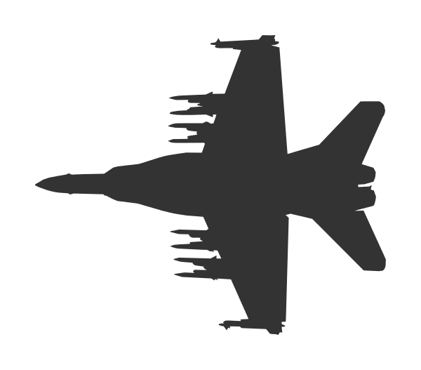 5 Fighter Plane Top View Silhouette Vector Eps Svg Onlygfx Com Silhouette Vector Svg Silhouette