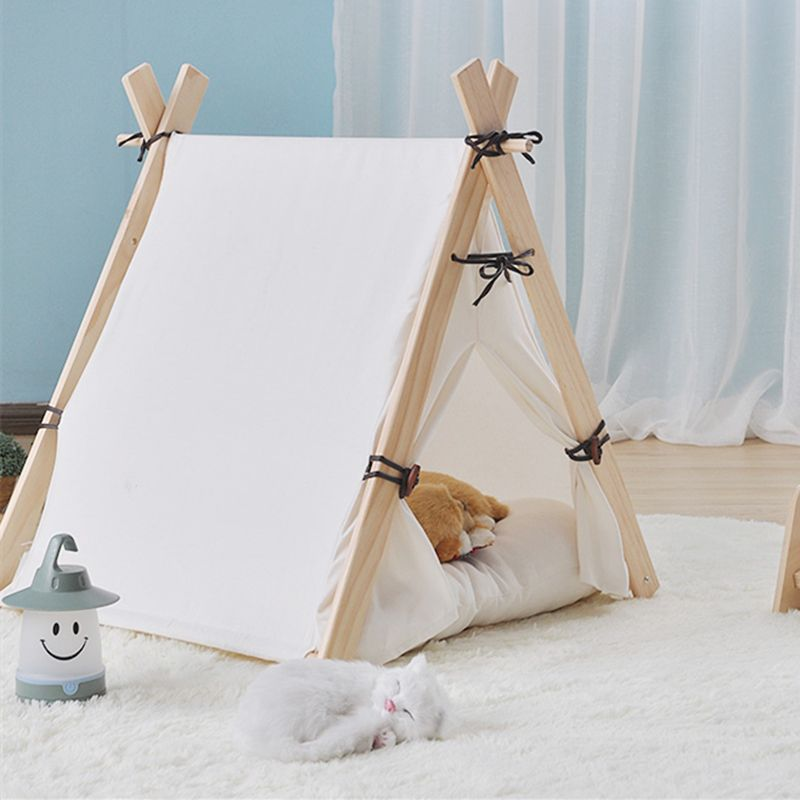 *Wooden Life* Foldable Pet bed / Pet tent / Dog bed / Cat bed & Wooden Life* Foldable Pet bed / Pet tent / Dog bed / Cat bed ...