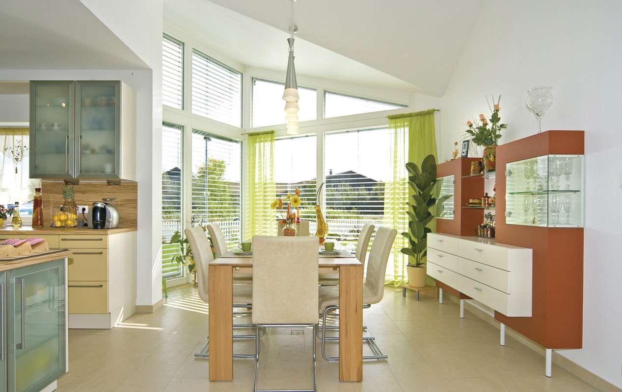 WOLFHAUS Viel Komfort für kleine Familien Küche