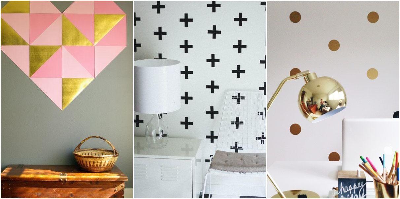 Las paredes de gotel tambi n se pueden decorar con - Vinilos infantiles pared gotele ...