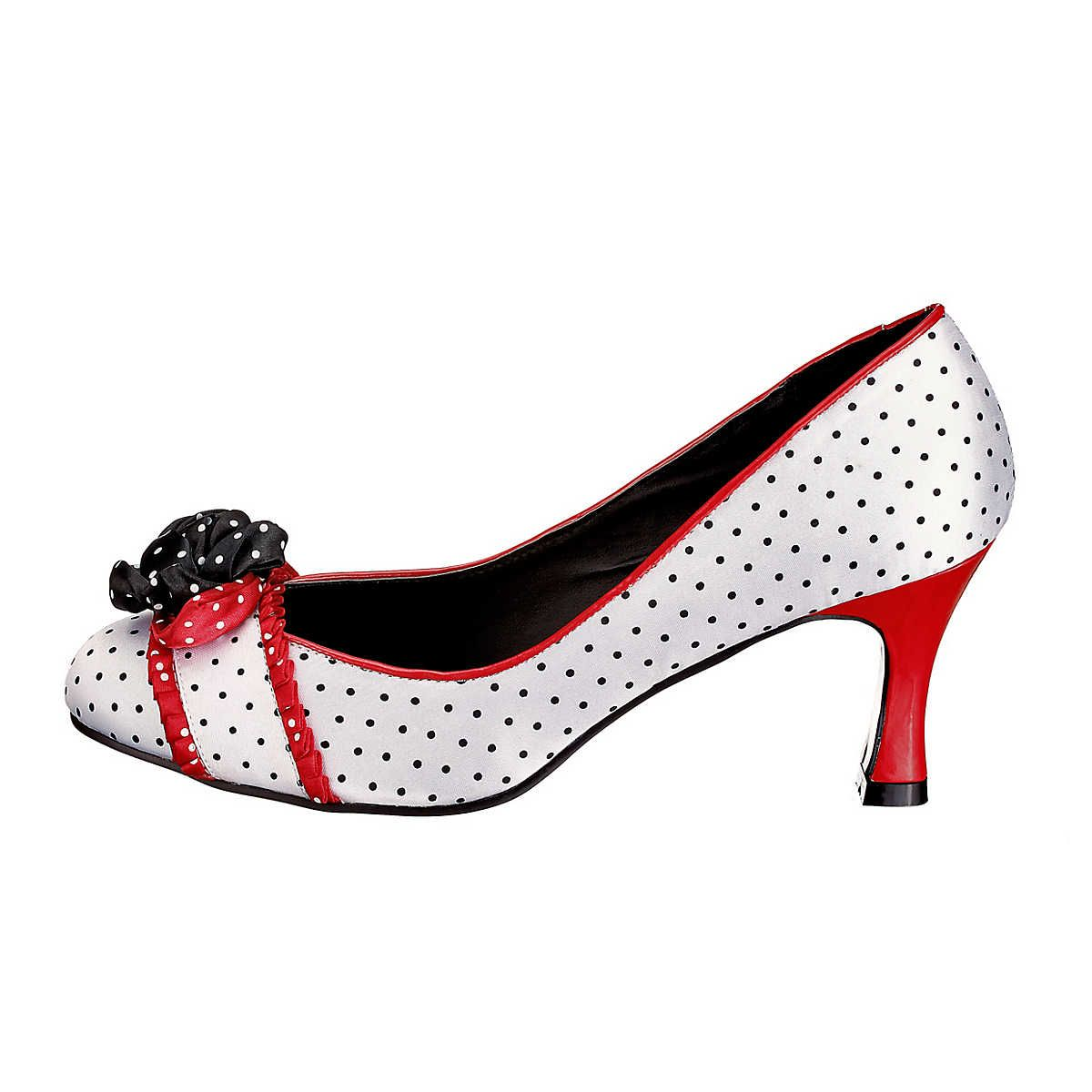 Pin auf polka dotted shoes!