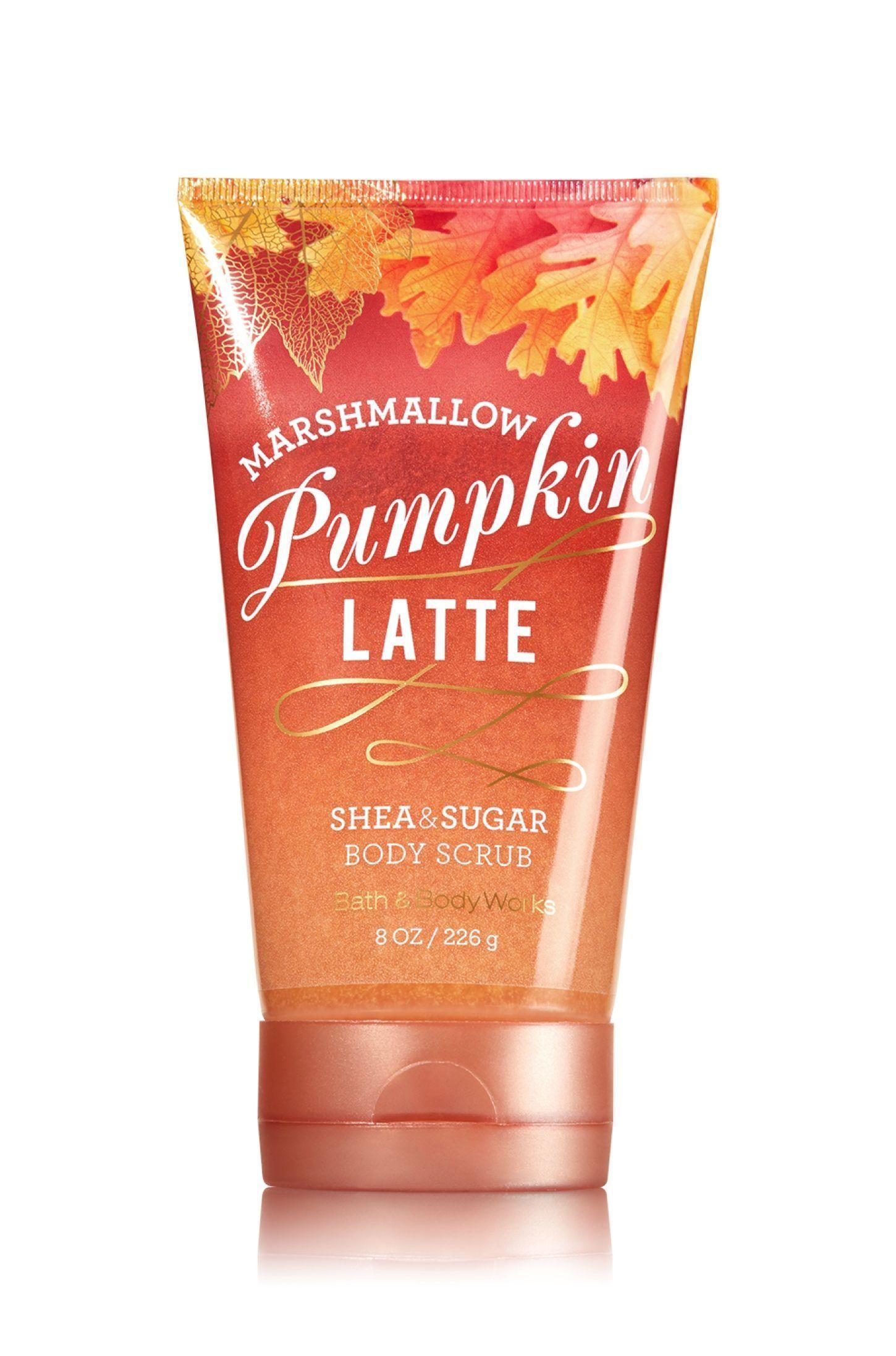 Marshmallow Pumpkin Latte Shea & Sugar Body Scrub
