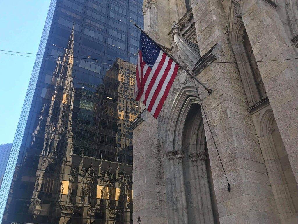 St Patrick's, NYC New york city, Church news, City