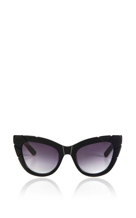 Pared Eyewear Puss & Boots Sunglasses by Pared Eyewear for Preorder on Moda Operandi