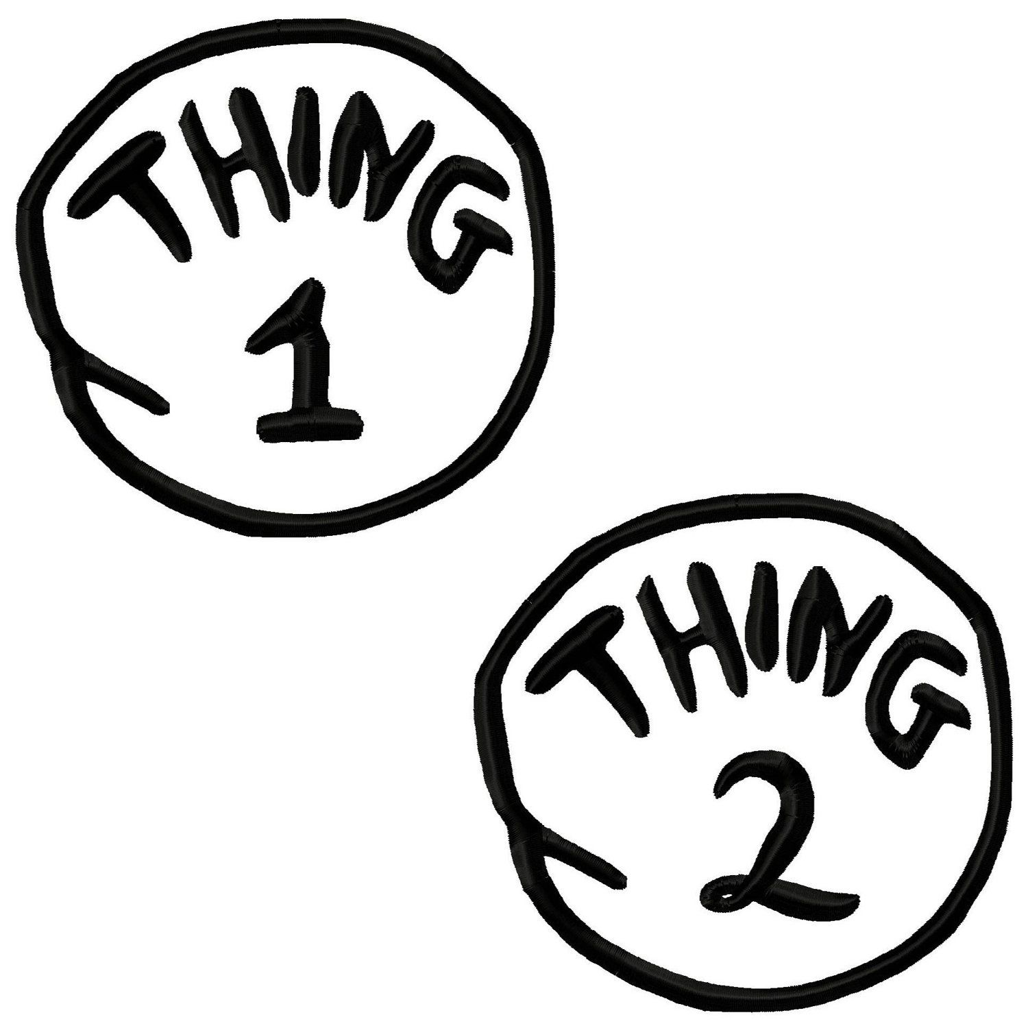 graphic regarding Thing 2 Logo Printable called Pin upon sbook things