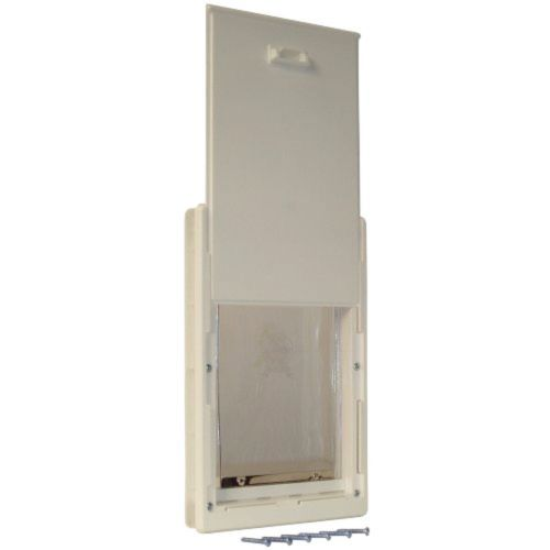 Doors And Flaps 116379 Pet Dog Door Extra Large Patio Door Pet Flap