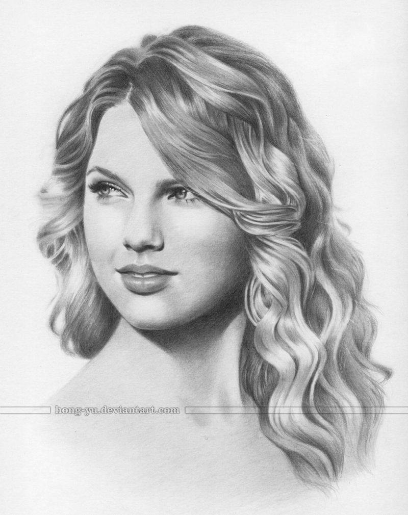 Taylor swift drawing art drawing taylor swift drawing taylor