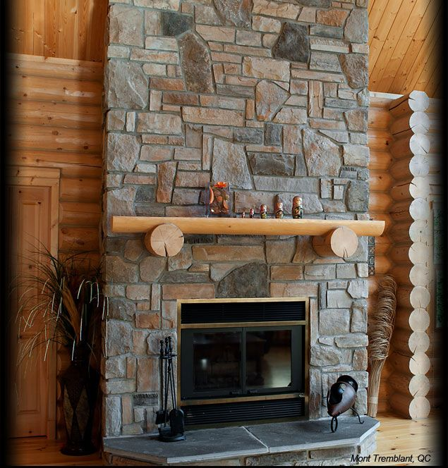 Cultured Stone Aspen Country Ledgestone Dressed Fieldstone