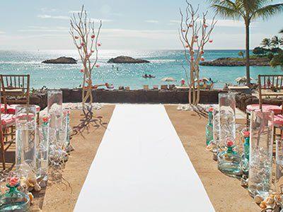 Disney S Fairy Tale Weddings Aulani Kapolei Hawaii Wedding Venues 1 Oahu Wedding Venues Wedding Venues Hawaii Oahu Wedding