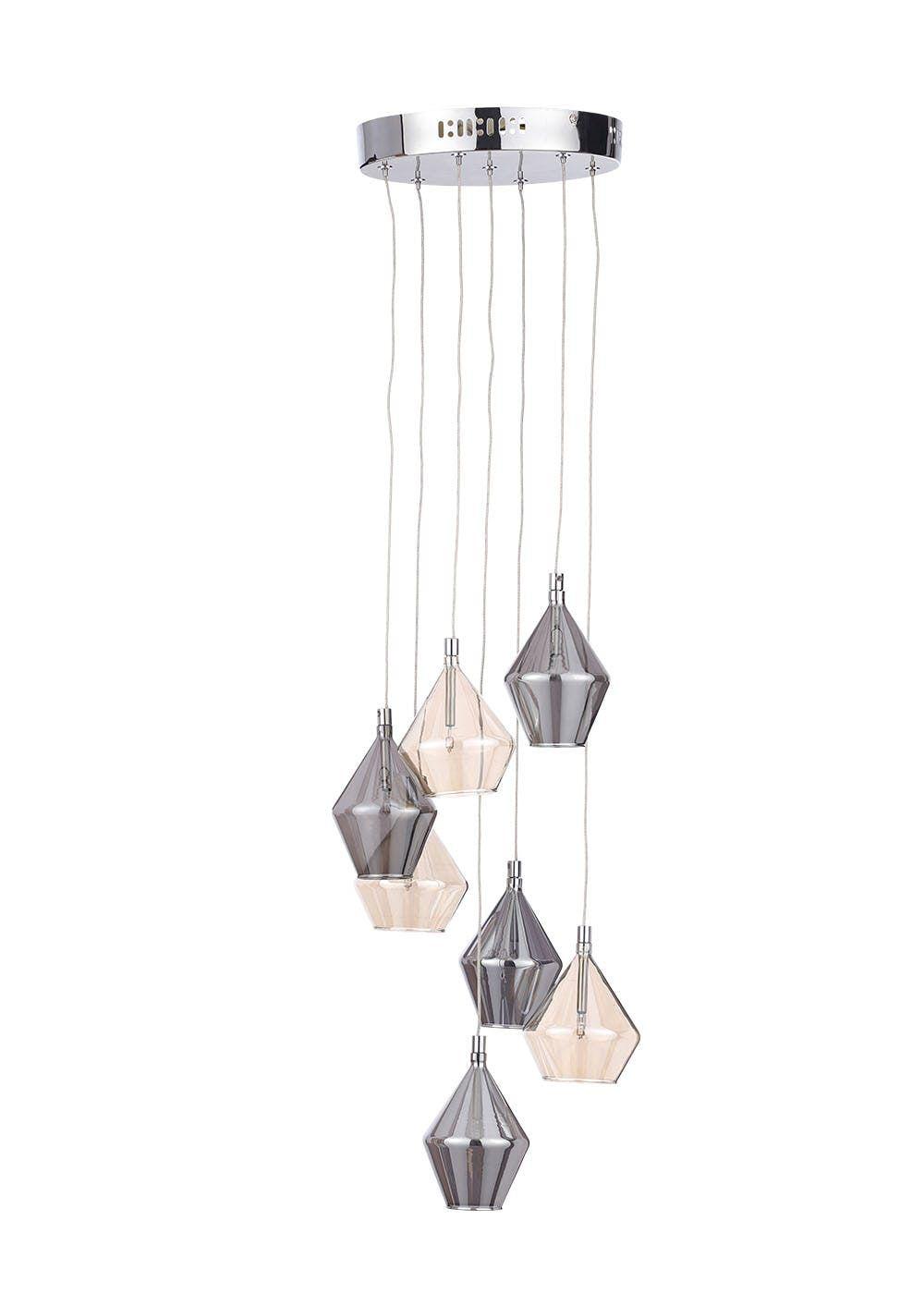 3675daf22378 Elara Cluster Pendant Light (H100cm-57cm x W25cm)   frankies ...