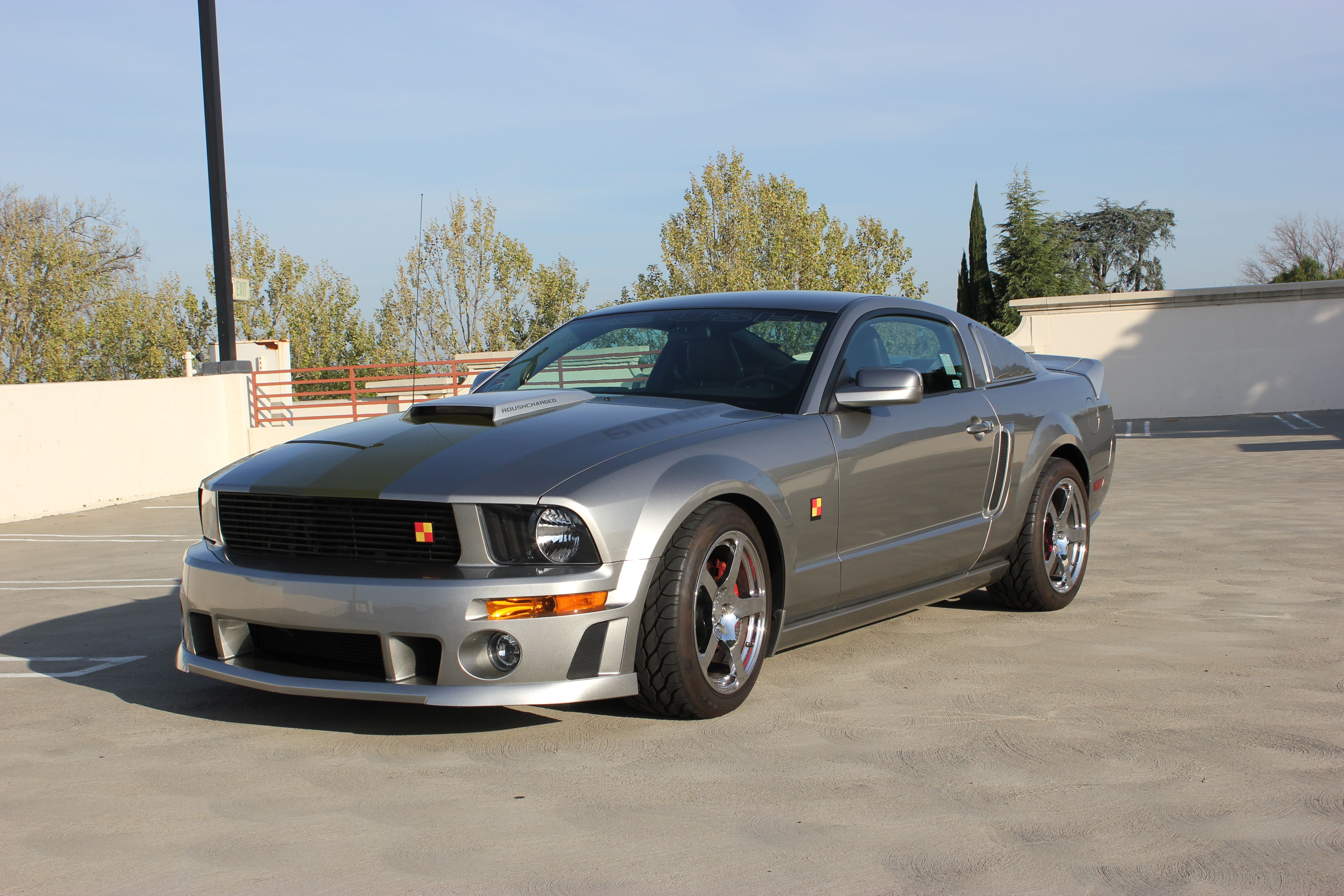 2008 Roush P51 For Sale Used Mustangs For Sale Pinterest