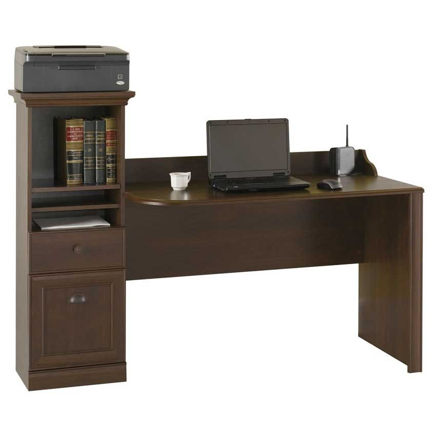 Barton 48 inch Desk HMO1618-03 by Bush Furniture with sturdy and