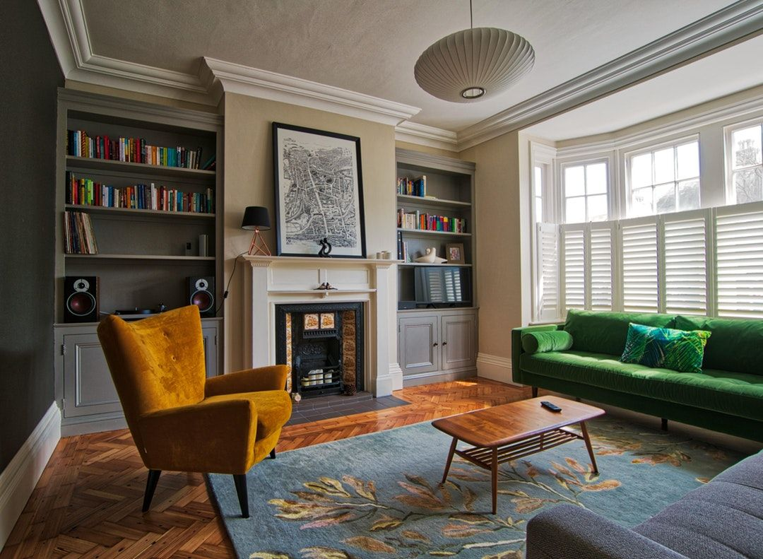Recently Redecorated The Living Room In Our Victorian Home Brighton Uk Amateurroompo Living Room Victorian House Minimalist Living Room London Living Room