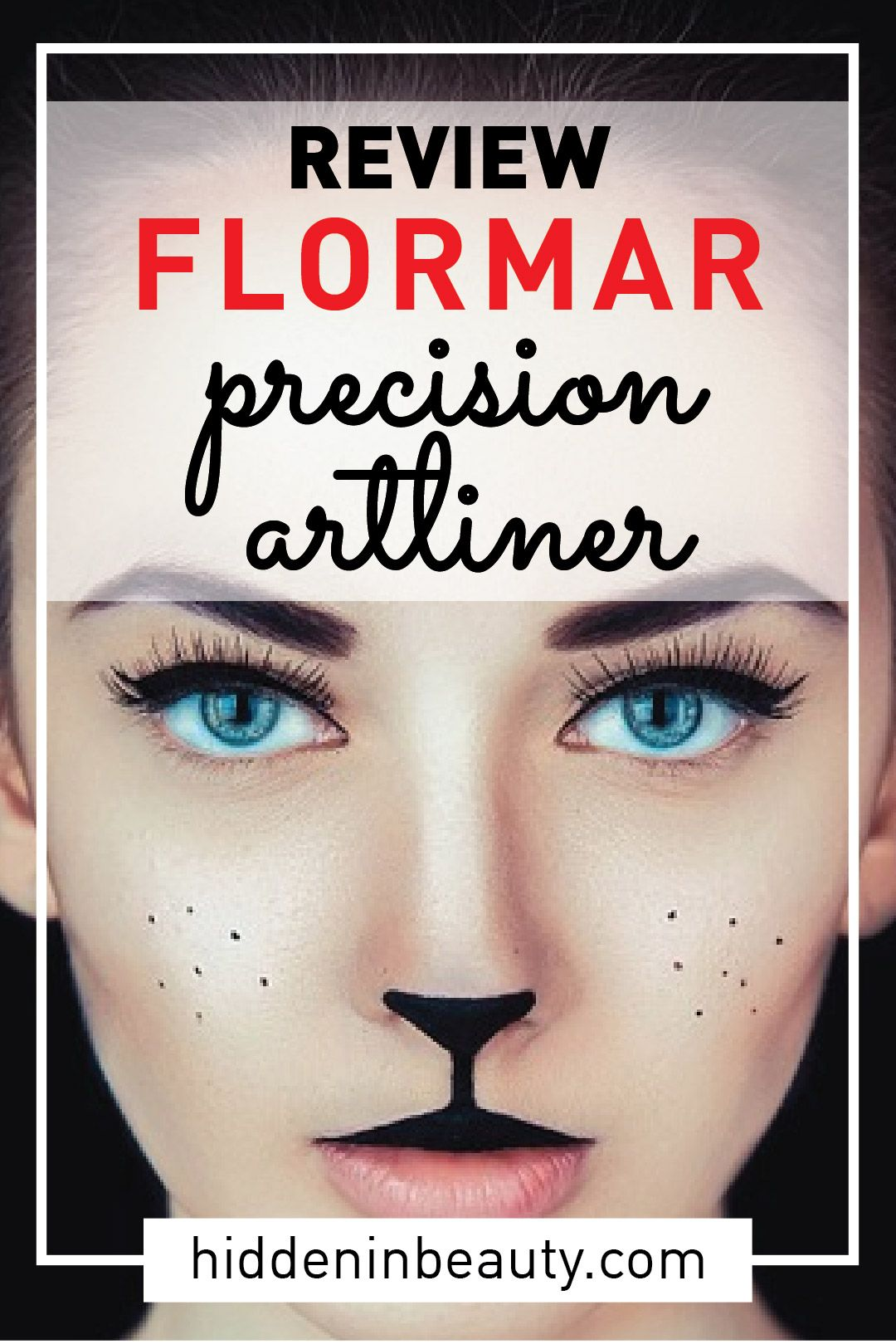 Review Flormar Makeup without eyeliner, Beauty, Eye makeup