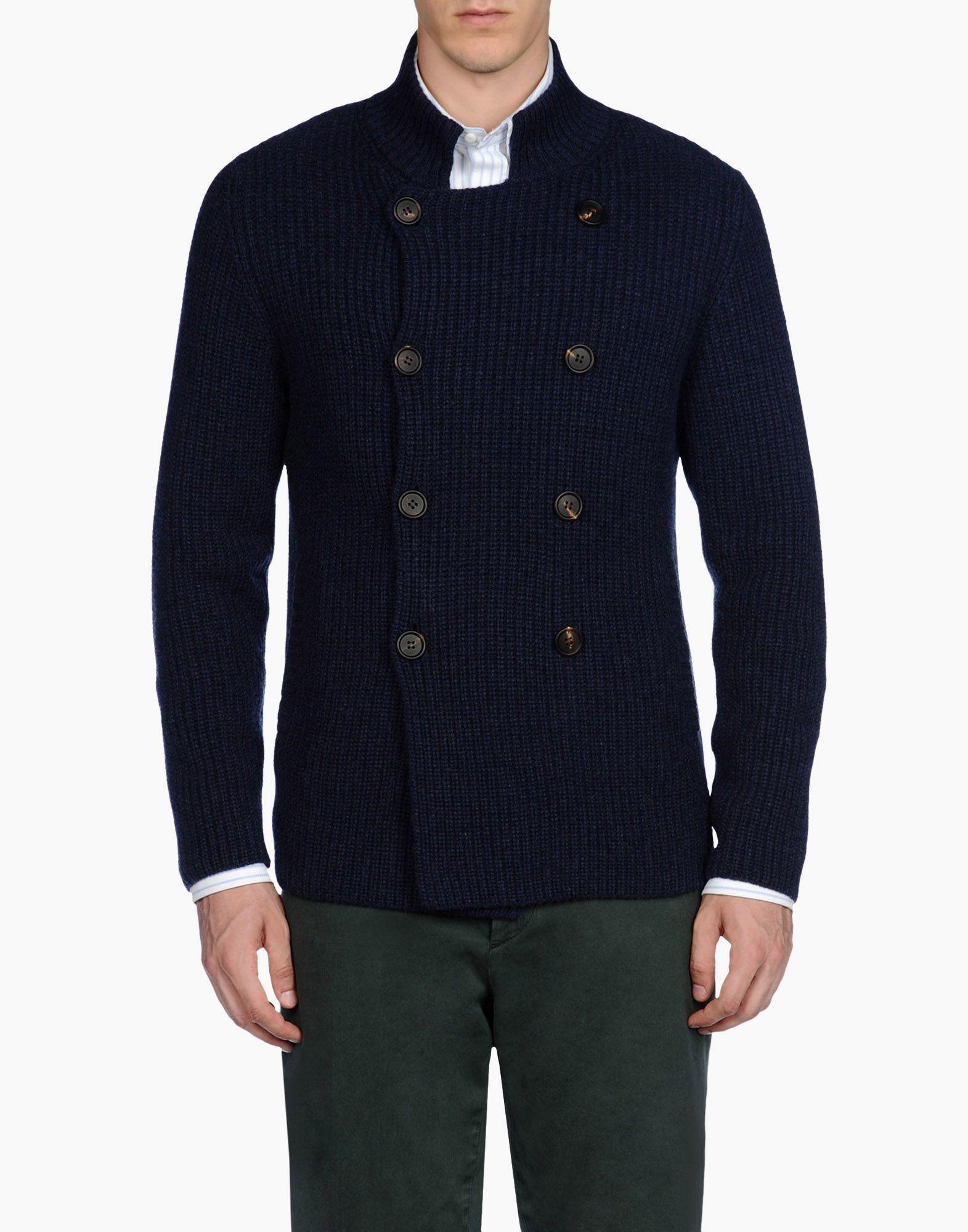Cashmere sweater Men - Sweaters Men on Brunello Cucinelli Online Store $2,420