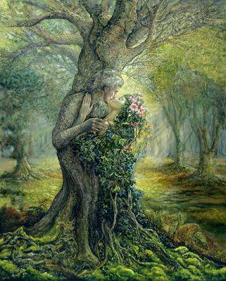 Resultado de imagen de magic tree spirit