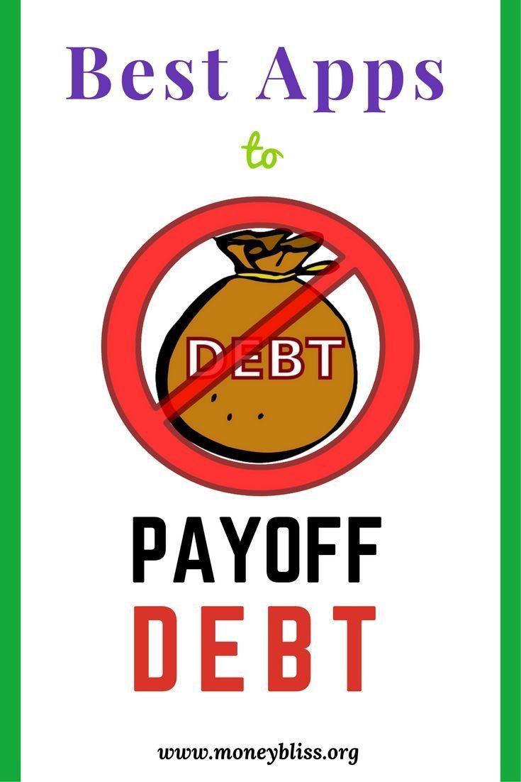 Best Debt Apps To Payoff DEBT Debt payoff, Debt snowball