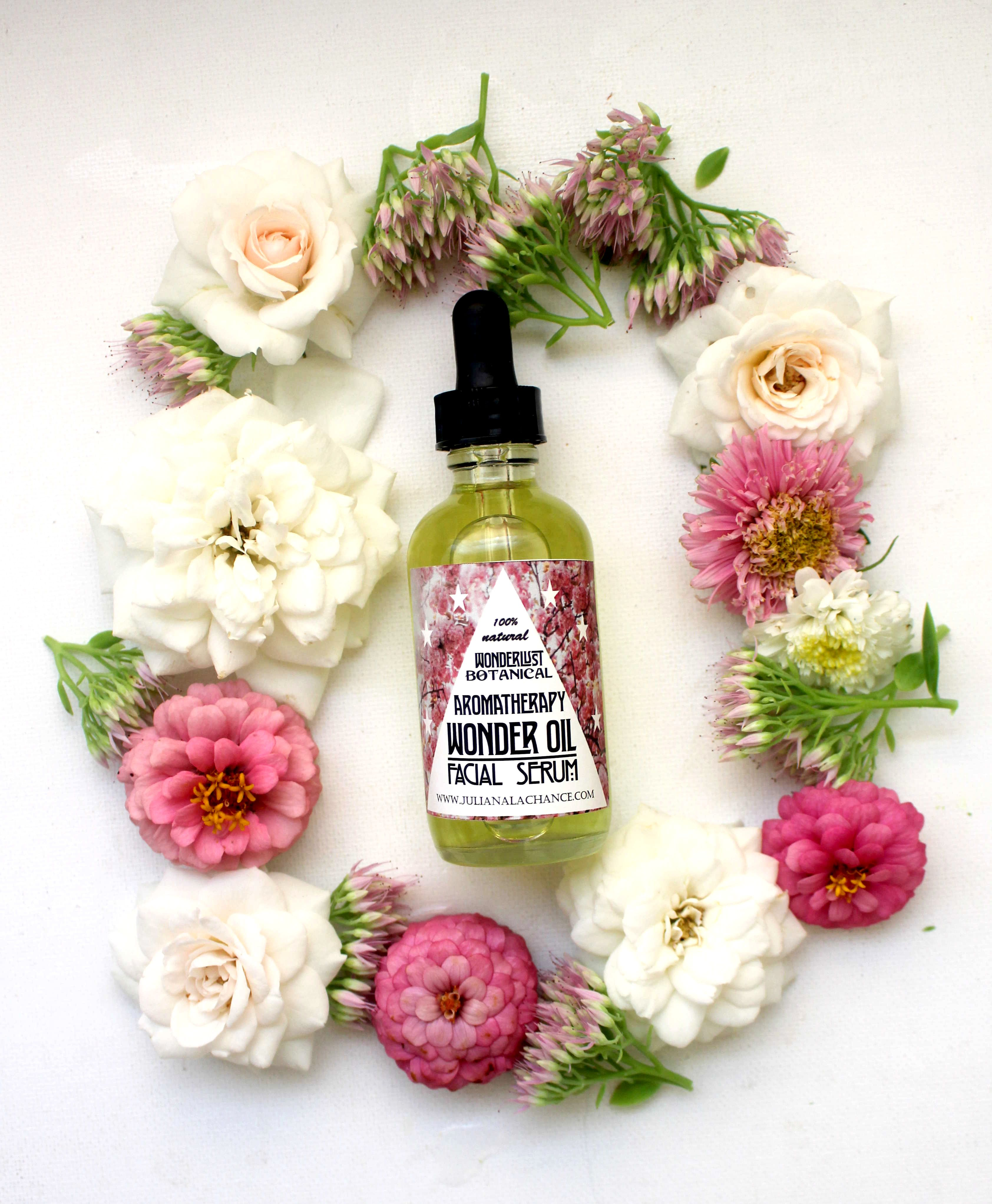 Wonder Oil Facial Serum #jojobaoil