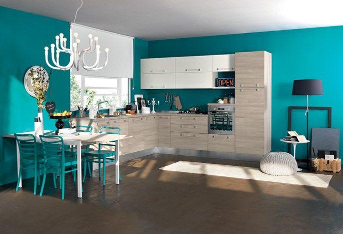 cucina cu07 0006 cucina componibile moderna composizione