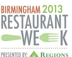 birmingham365.org | Birmingham Restaurant Week 2013