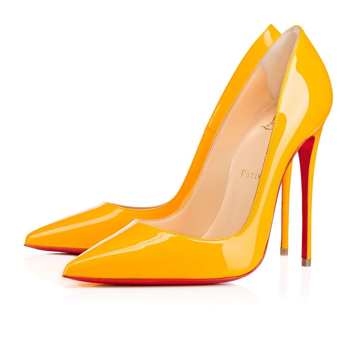 25177d564a5f CHRISTIAN LOUBOUTIN SO KATE PATENT 120 Full Moon Patent calfskin - Women  Shoes - Christian Louboutin.  christianlouboutin  shoes