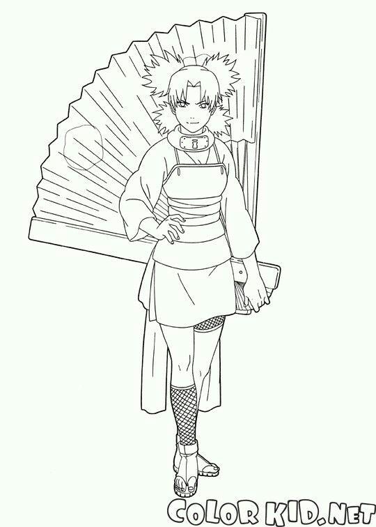 Temari Com Imagens Desenhos Desenhos Novos Desenho De Anime