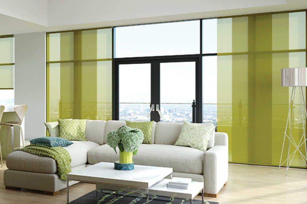 Flotte panelgardiner efter mål kan skabe det hyggelige og stilfulde ...