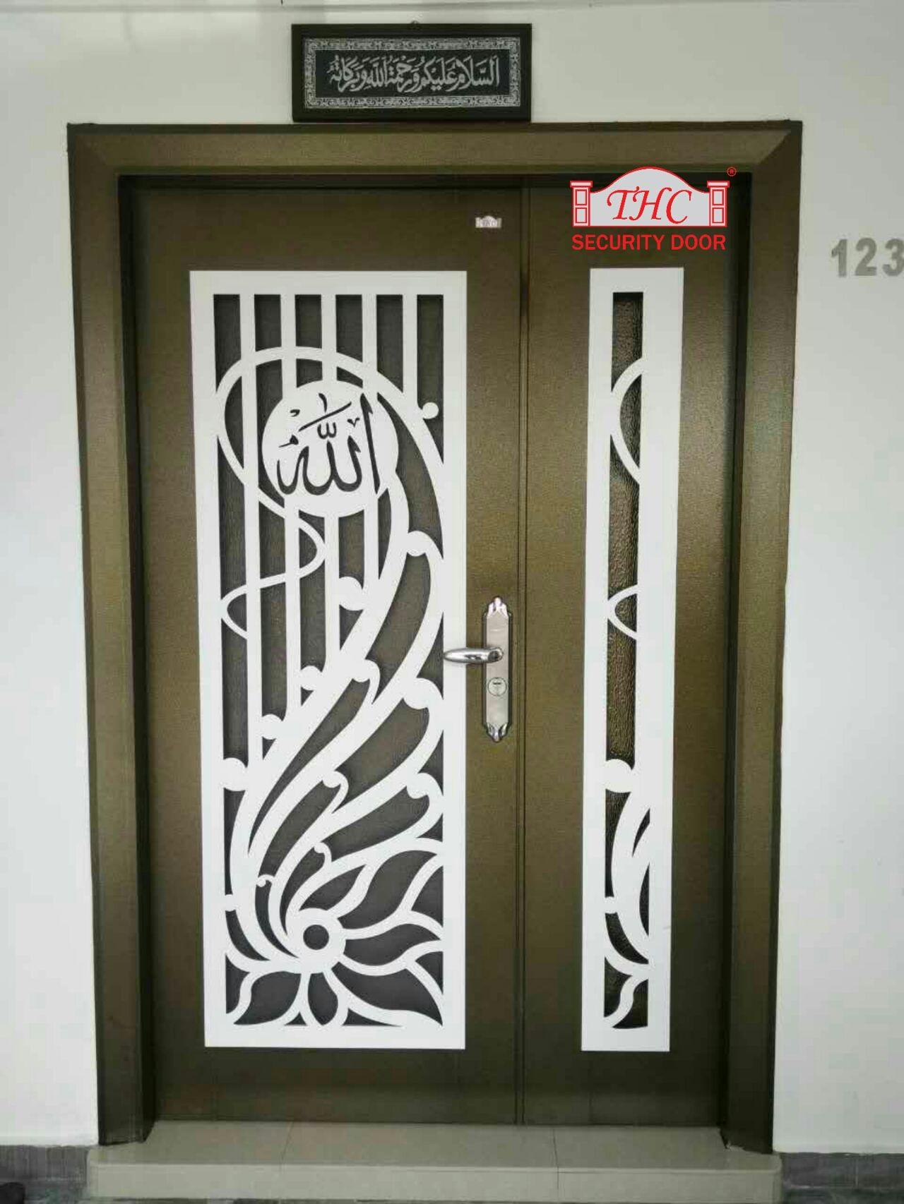 Security Door, Steel Door, Home Door, Laser Cut Security Door, Manufacturer  ,