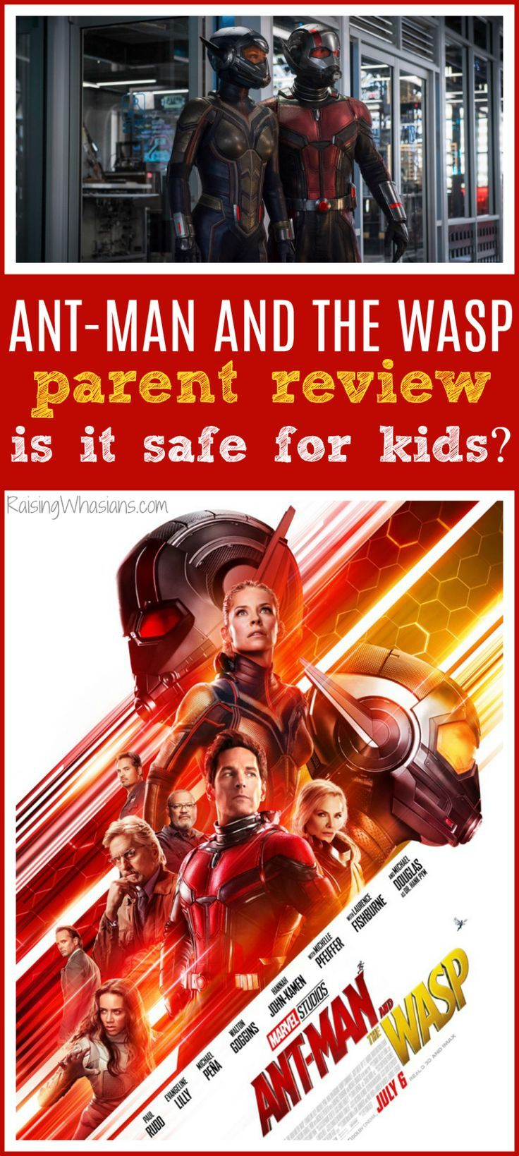AntMan and the Wasp Movie Review Wasp movie, Ant man, Wasp