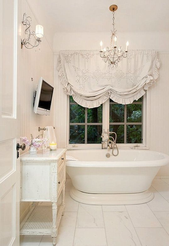 How To Decorate A Bathroom With Recycling, You Must Try It! Shabby Chic  BathroomsBathrooms DecorBathroom ...