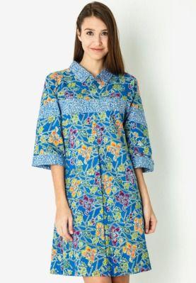 Batik Dress by Danar Hadi  Batik n Tenun  Pinterest  Batik