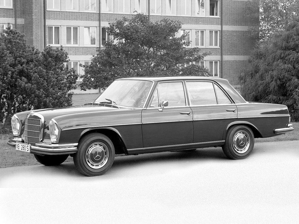 Mercedes-Benz 280S (W108)