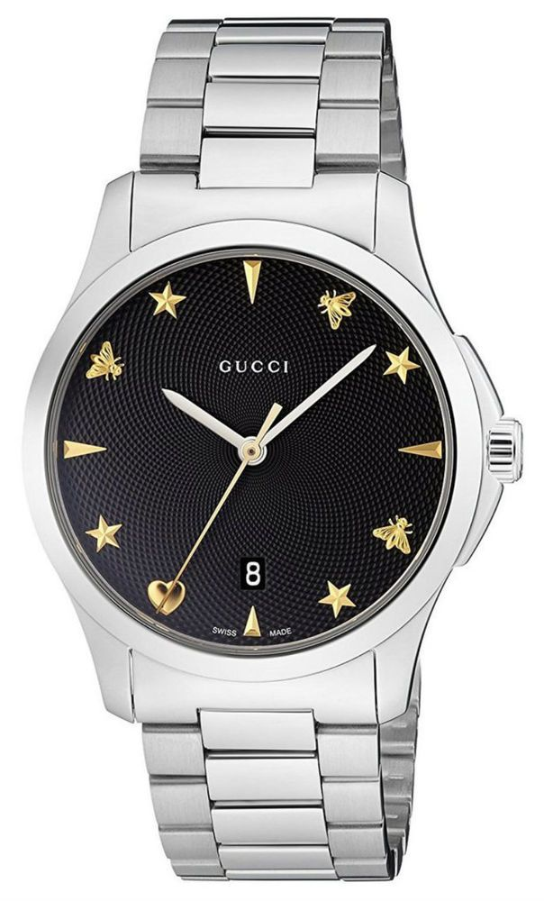 a23c1bd9b34 Gucci watches. Omega watches. Case Diameter  38MM. Gucci Jewelry. Women s  Watches. Dial Color  Black guilloché. Why choose Watch Warehouse .