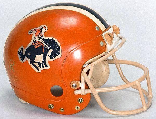 1988 Barry Sanders Oklahoma State Heisman Custom Riddell Mini Helmet