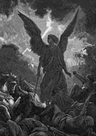 Samael (theology) | Schism in 2019 | Gustave dore, Archangel uriel