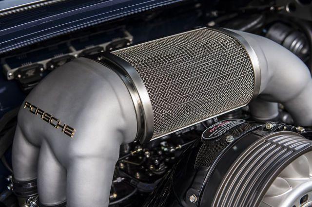 Nieuwste Porsche 911 van Singer is van een buitenaardse schoonheid (foto's)