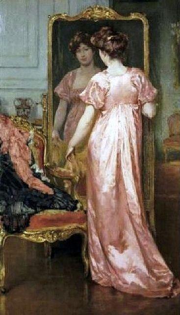 Walter MacEwen - Vanity | Classic art, Victorian art, Art