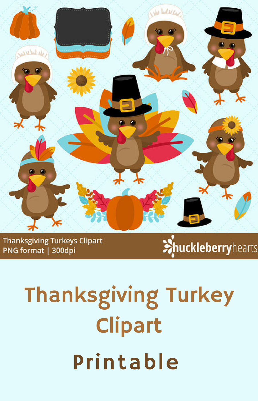I Love This Cute Thanksgiving Clipart Turkey Clip Art Turkey Clip