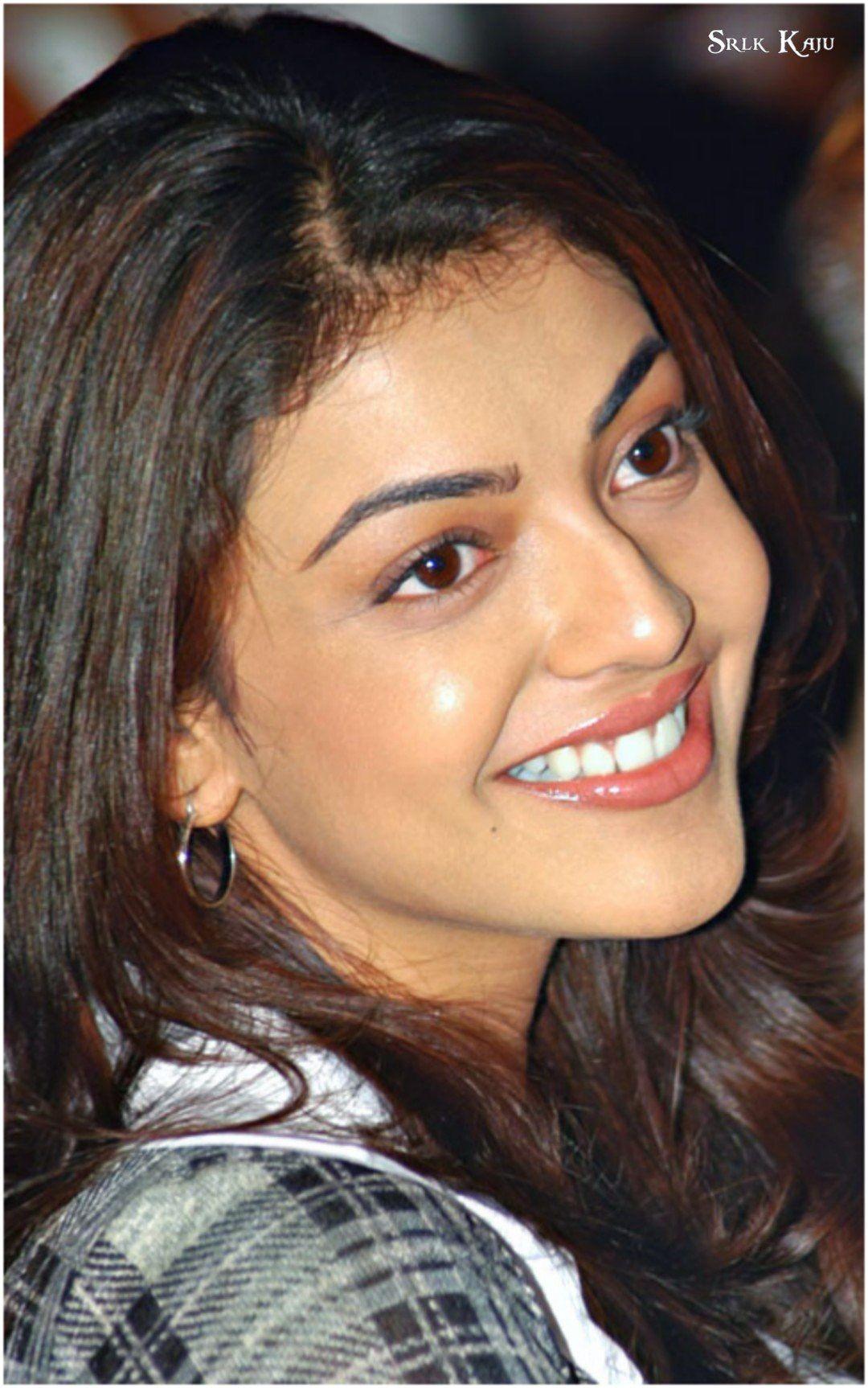 Kajal Aggarwal Beauty Face India Beauty Beauty