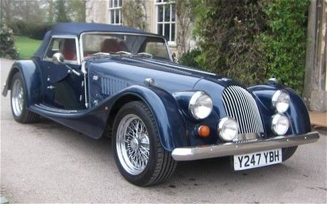 Classic Morgan Plus 8