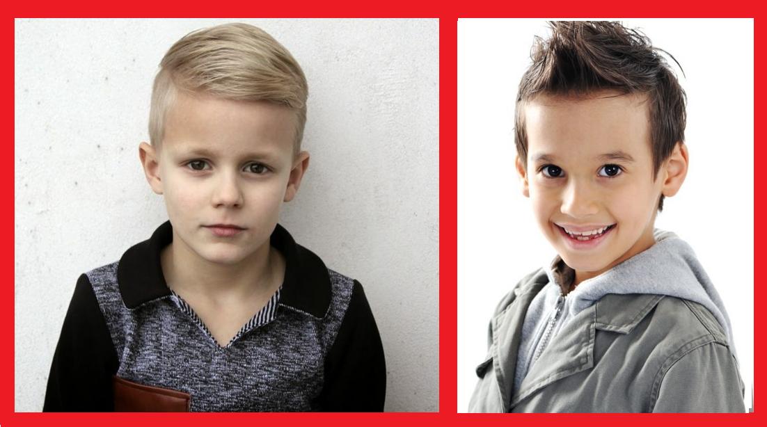 Coole Jungs Frisuren Kurz Haare Gehen Zur Schule Jungen Frisuren