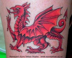 welsh dragon tattoo design art pinterest welsh dragon dragon tattoo designs and tattoo. Black Bedroom Furniture Sets. Home Design Ideas