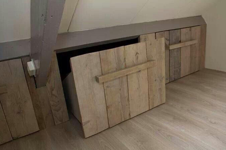 Dachboden Schrank pin rue auf attic