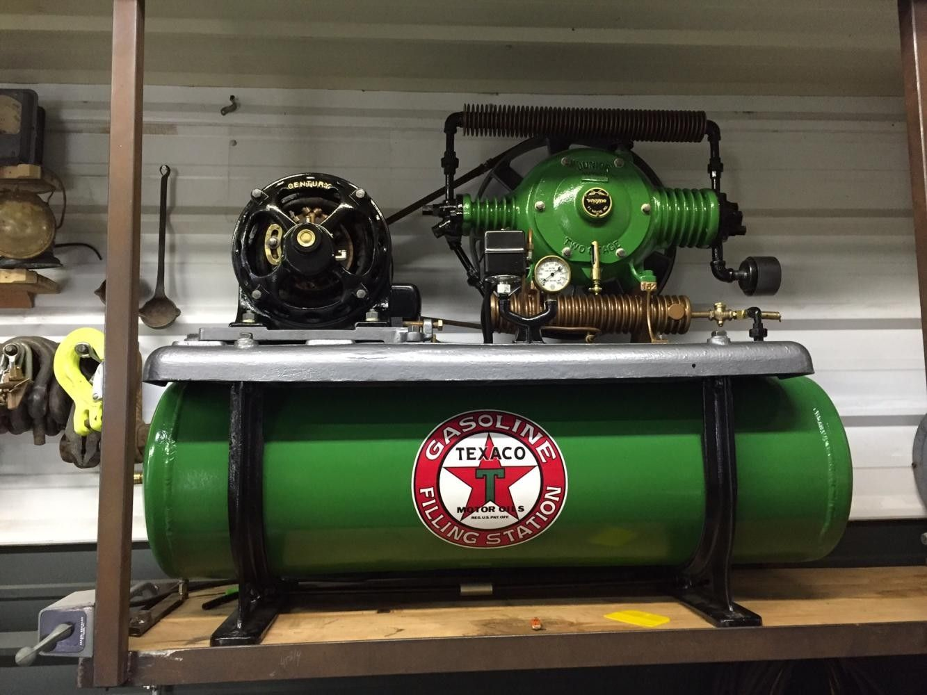 Pin by travis911 on Tools Air compressor, Vintage air