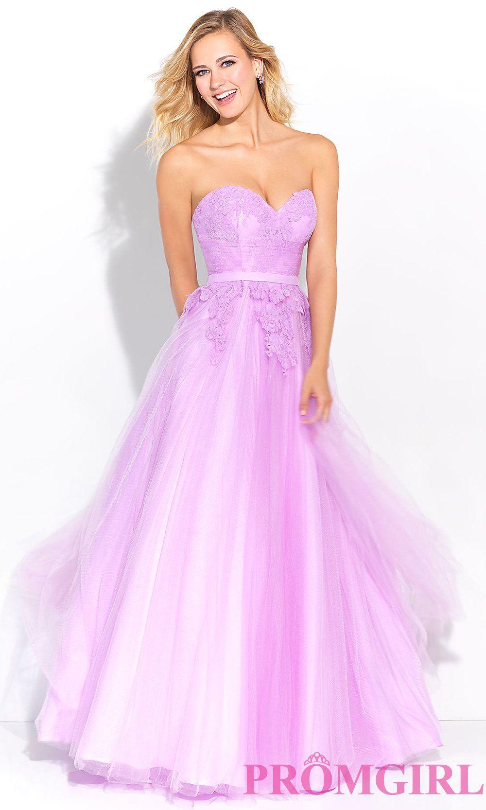 Style: NM-17-217 Front Image | Rapunzel | Pinterest | Long prom ...