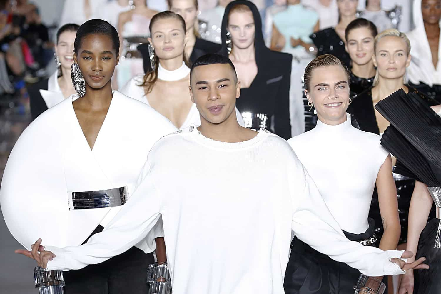 01/07/2021· renowned fashion designer olivier rousteing's partner is a mystery, and he is openly gay. Fashion & Politics With Olivier Rousteing, '90s Supers ...