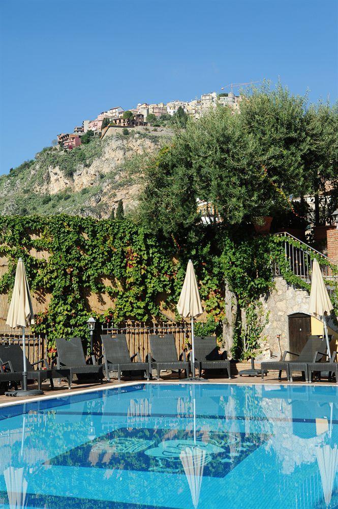 Villa angela taormina sicily italy hotel swimming - Hotels in catania with swimming pool ...